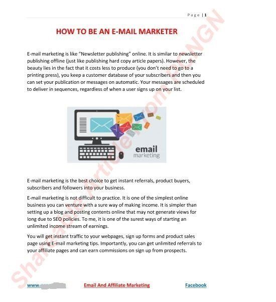 FIVERR DOCUMENT HEADER, FOOTER AND WATERMARK