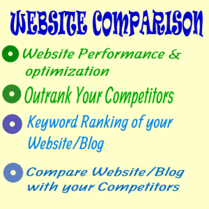 Website Comparison